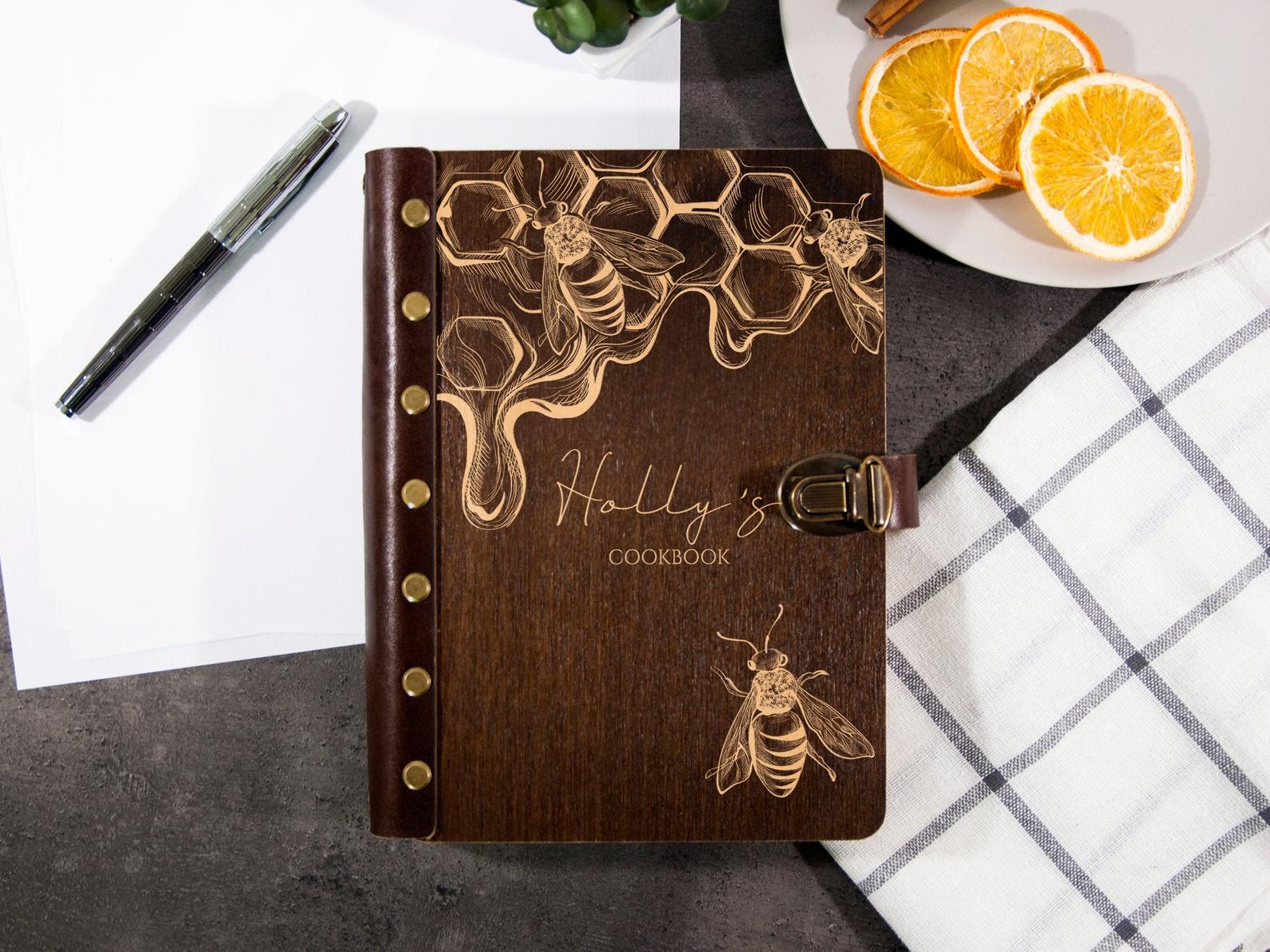 bee-lover-gifts-recipe-book