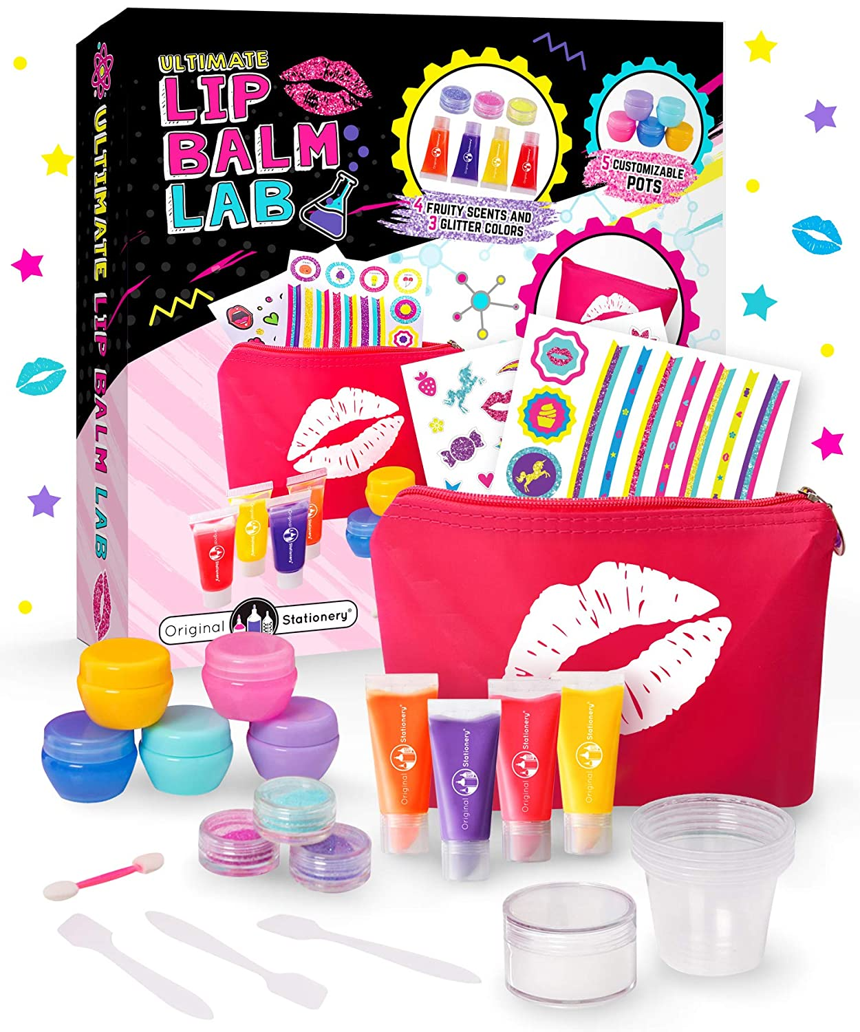 gifts-for-14-year-old-girl-lip-balm
