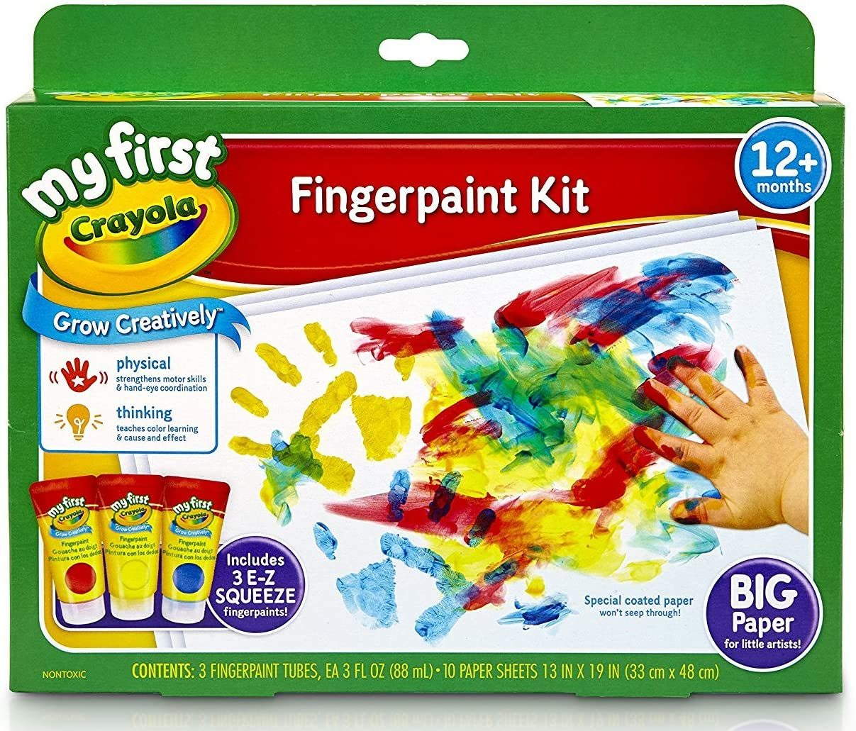 gifts-for-two-year-old-boys-paints