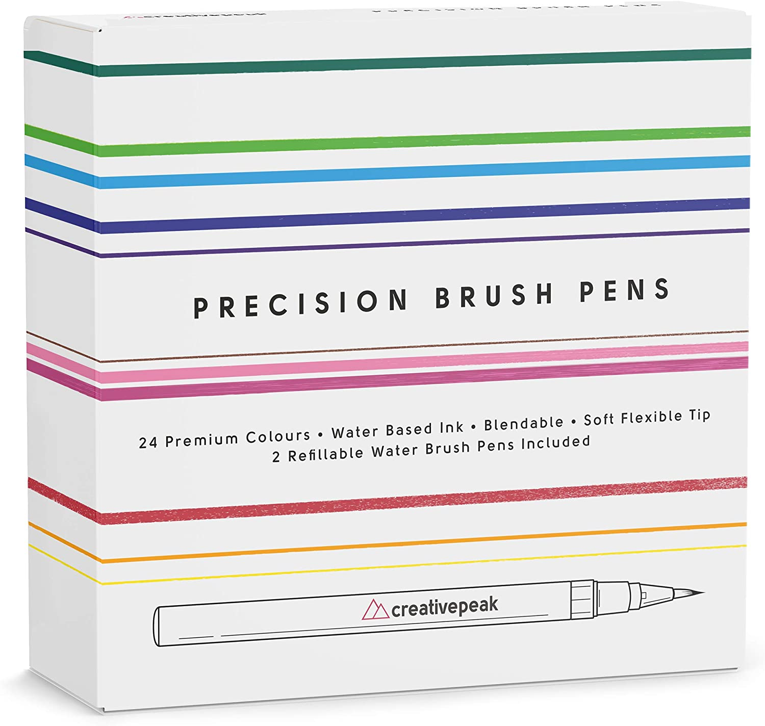 gifts-for-painters-watercolor-pens