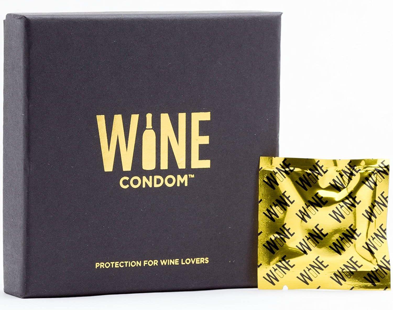 secret-santa-gift-ideas-wine-condom
