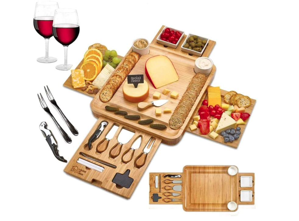 30th-birthday-gifts-for-men-cheese-board