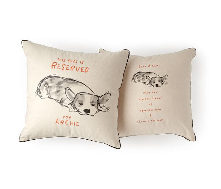dog-dad-gifts-custom-dog-pillow