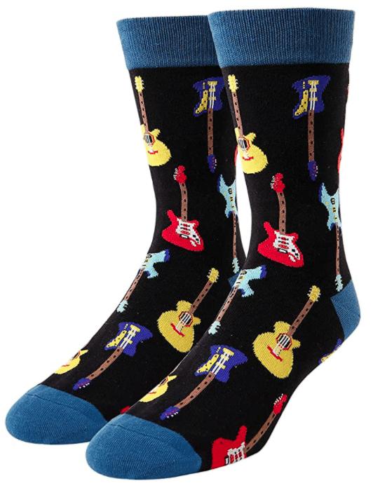 guitar-gifts-guitar-socks