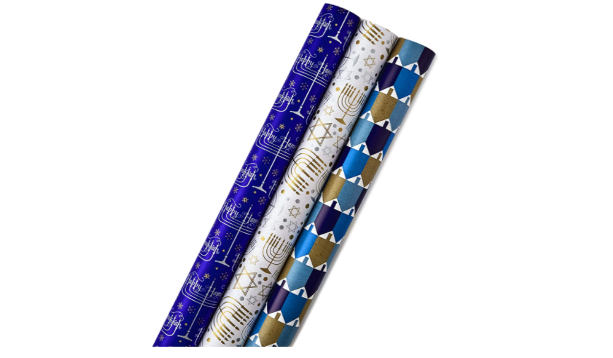 hanukkah-gifts-wrapping-paper