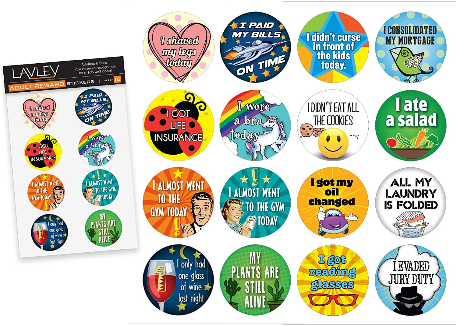 gag-gifts-for-women-stickers