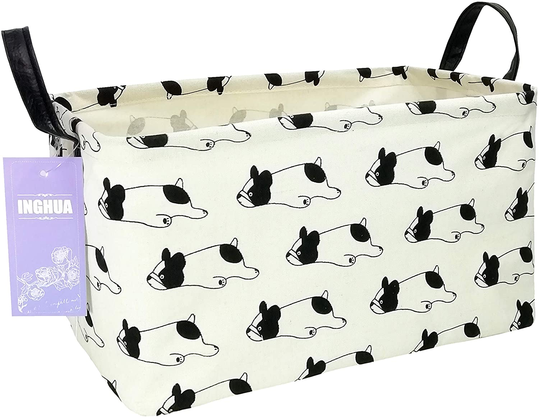 french-bulldog-gifts-basket