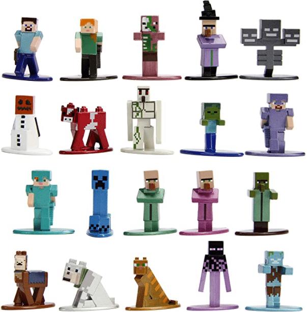 Minecraft-gifts-figurines