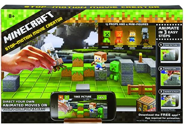 Minecraft-gifts-animation-studio